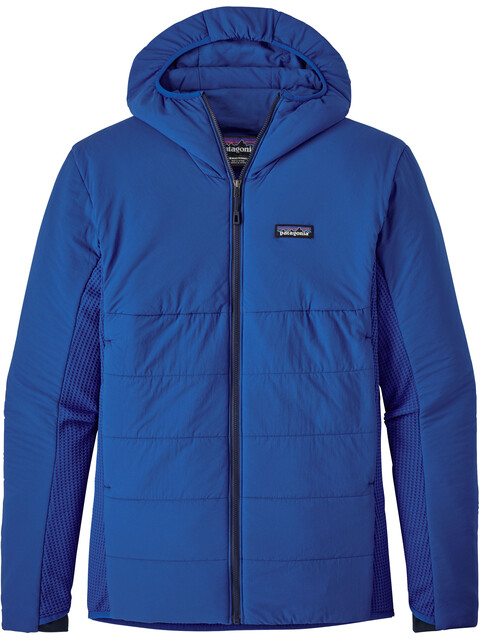 Patagonia M's Nano-Air Light Hybrid Hoody Viking Blue